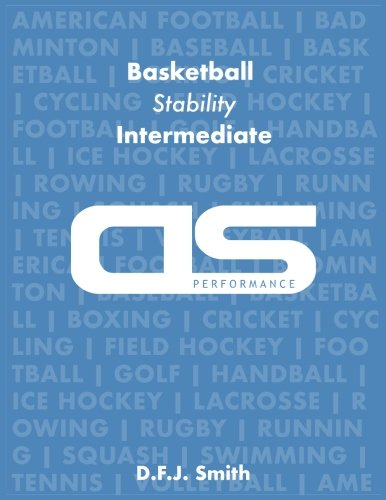 DS Performance - Strength & Conditioning Training Program for Basketball, Stability, Intermediate