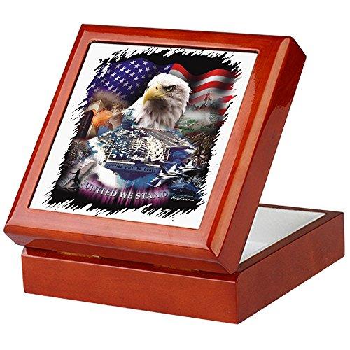 CafePress - Payback Logo - Keepsake Box, Finished Hardwood Jewelry Box, Velvet Lined Memento (York Cigar Box)