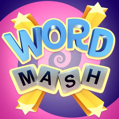 Word Mash (Word Games For Kindle)