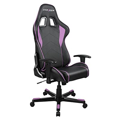 DXracer Formula Series DOH/FE08/NP Newedge Edition Racing Bucket Seat Office Chair Gaming Chair Ergonomic Computer Chair With Pillows