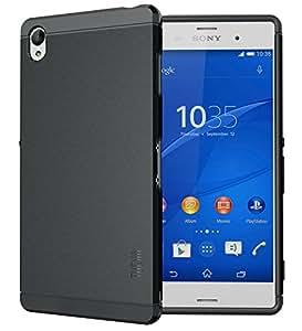 Amazon.com: TUDIA LITE TPU Bumper Protective Case for Sony ...