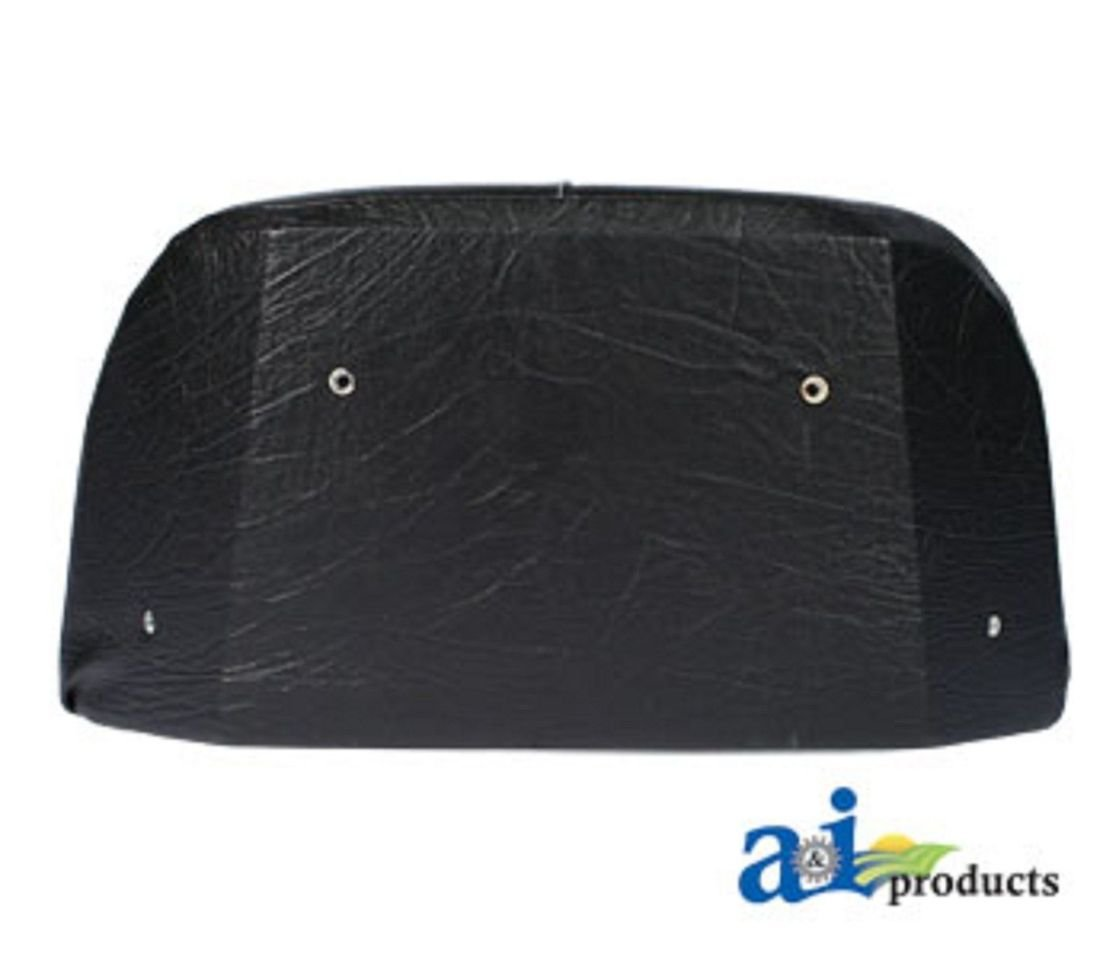 70236460-5 BACK CUSH WD WHT/BLK Fits Allis-Chalmers TRACTOR: D10, D12, D14, D15 by A&I