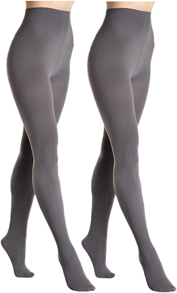 Angelina Womens Brushed Fleece Interior Thermal Fashion Tights