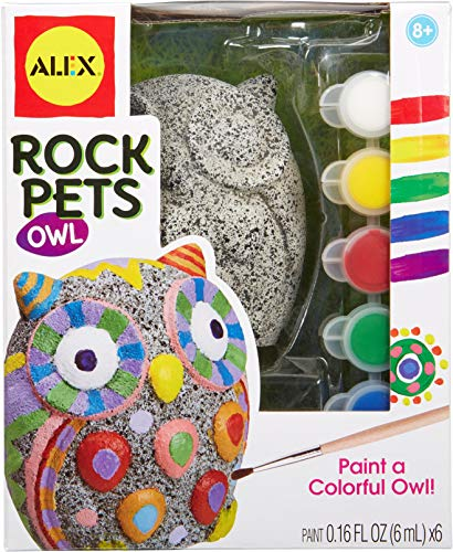 ALEX Craft Rock Pets Owl