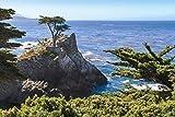 Carmel by the Sea, Wall Art, Monterey Peninsula, Seascape Art, 17 Mile Drive, Monterey California, Canvas Wrap Art, California Coast