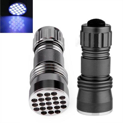 Welltop 174 51 Led Handheld 395 Nm Uv Blacklight Flashlight