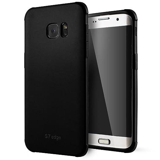 11 opinioni per Galaxy S7 Edge Cover,Lizimandu Creative 3D Schema UltraSlim TPU Copertura Della