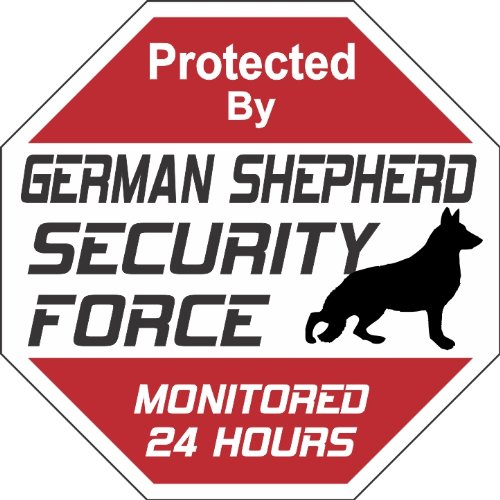 (German Shepherd Dog Yard Sign