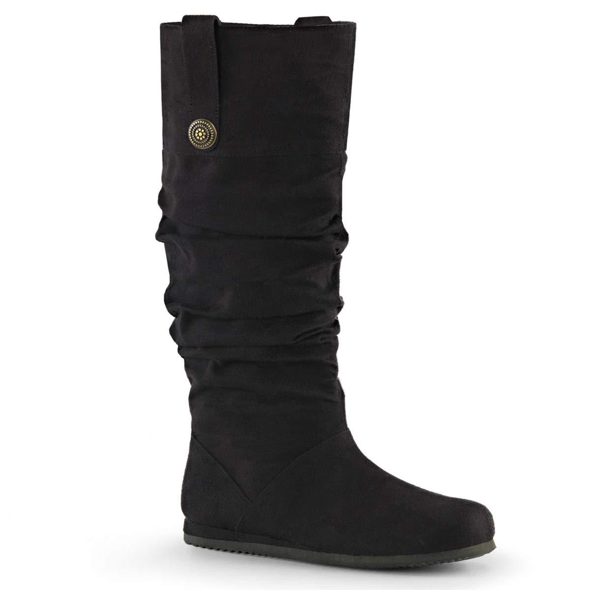 Funtasma Men's Renaissance-104 Calf-High Boot