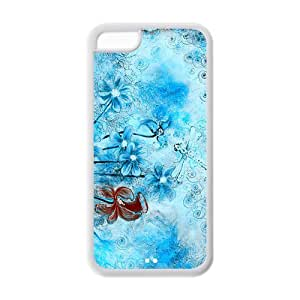 TPU Case Cover for iphone 6 Strong Protect Case Dragonfly Vintage Case Perfect as Christmas gift(4)