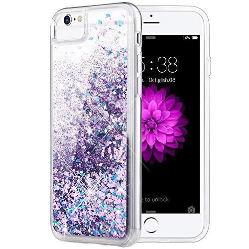 10 best iphone 6s case clear glitter liquid