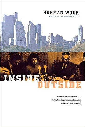 Inside, Outside: A Novel by Herman Wouk (1995-11-01)