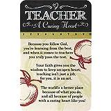 Teacher Gifts Appreciation Travel Mugs and Teacher Message CardPerfect Travel Mug for Teacher