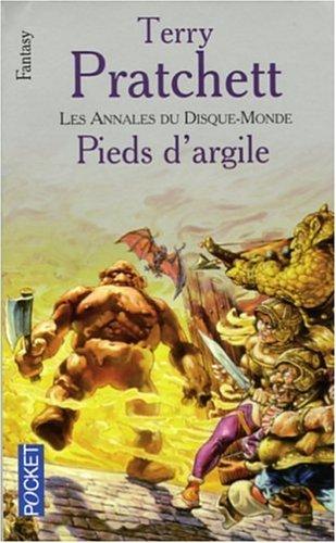 Livre Xix/Pieds D'Argile (French Edition)