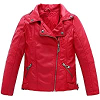 18079d536ee3 20 Best Red Leather Jackets For Girls on Flipboard by sandboxreview