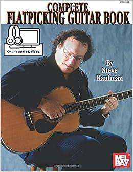 Book Complete Flatpicking Guitar Book