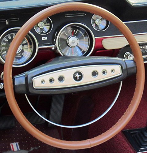 Honda Accord Wheelskins (Wheelskins Honda Genuine Leather Tan Steering Wheel Cover-Size AX)