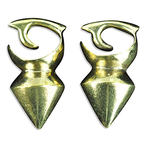 Used, Point Design Brass Ear Weights Hangers for sale  Delivered anywhere in USA