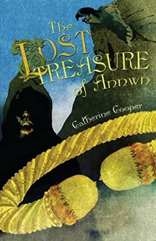 book cover of The Lost Treasure of Annwn