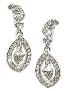 Amazon.com: Royal Wedding Earring - Kate Middleton: Dangle