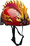 Bell 7082369 Child Cars 3D Flame Hawk Multi-Sport Helmet, Red