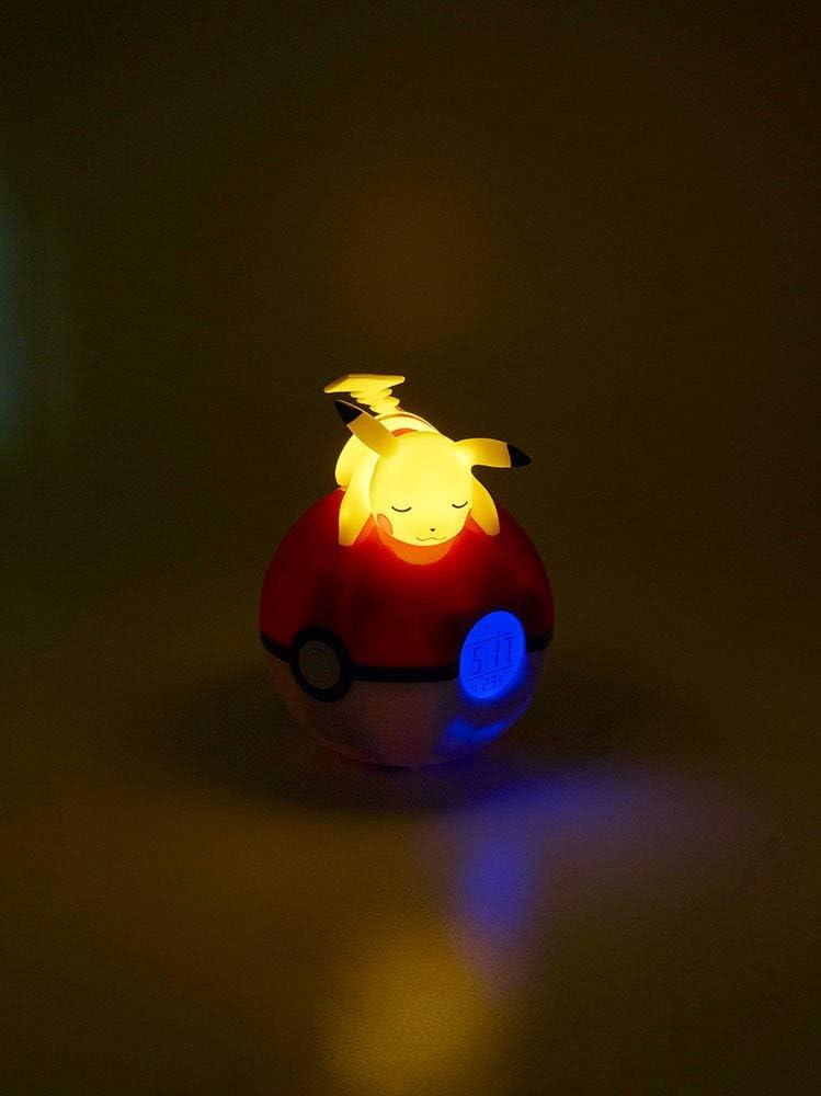 Pokemon-Radio-Reveil-Pikachu-811354 miniature 3