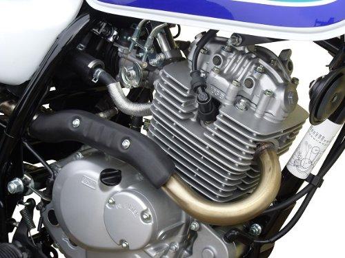 Suzuki Van Van 125/2003//2014/collecteur Racing en acier inoxydable