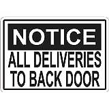 backdoor deliveries