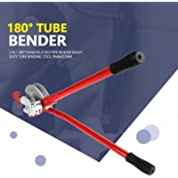 2 en 1 180 ° Handheld Red Pipe