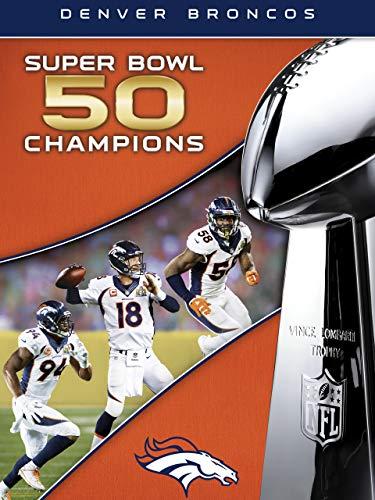 NFL Super Bowl 50 Champions Denver Broncos (Football 50 Defense)