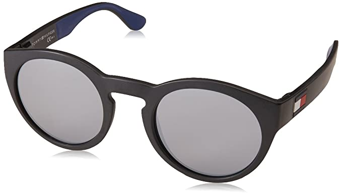 Gafas de Sol Tommy Hilfiger TH 1555/S Black/Grey Hombre ...