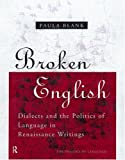 Broken English, Paula Blank, 0415137799