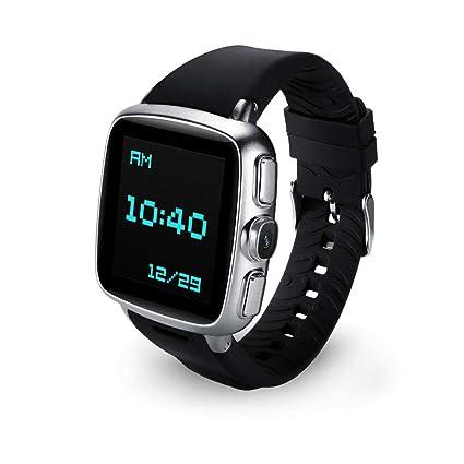 HKPLDE 3G Smartwatch/Fitness Tracker GPS Ranura para Tarjeta ...