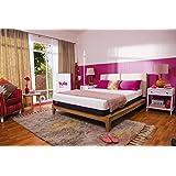 tulo Medium Foam Mattress, Queen Mattress for Great Sleep and Balance Between Soft and Firm