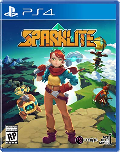 Amazon com: Sparklite - PlayStation 4: Video Games