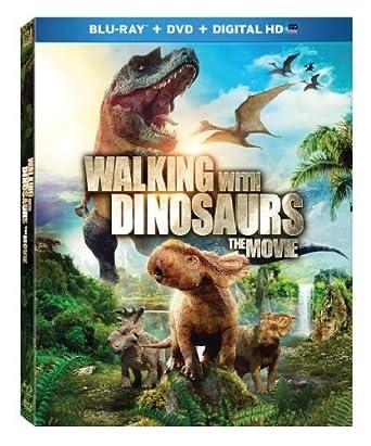 Walking With Dinosaurs Blu-ray / DVD Combo Pack by John Leguizamo: Amazon.es: Cine y Series TV