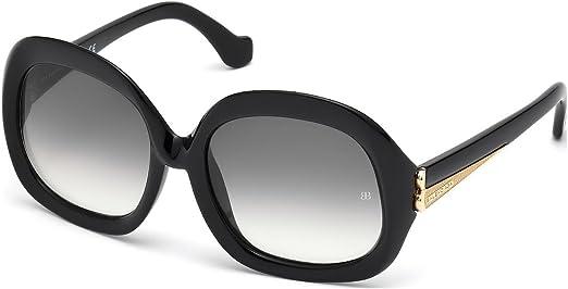 Balenciaga BA0008 Sunglasses Color 01B