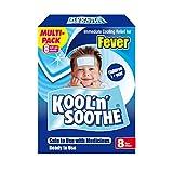 Kool N Soothe Kool 'n' Soothe Cooling Strip Sachets Kids Multipack 8