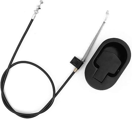Amazon De Urio Universal Liegestuhlgriff Mit Kabel Ersatzteile Entriegelungsgriff Fur Sofa