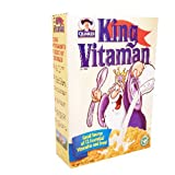 King Vitaman Cereal - 10 oz (4 pack)