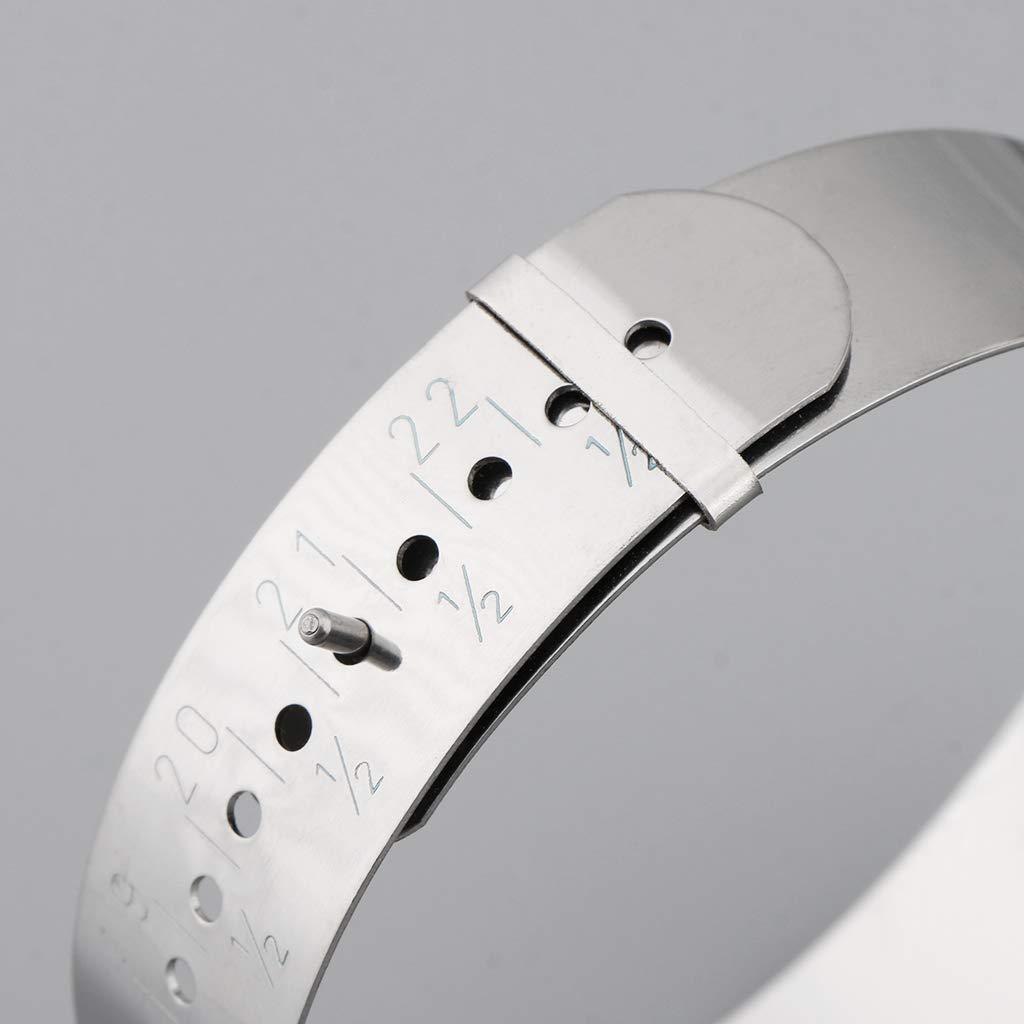 dailymall Professional Bracelet Bangle Sizer Gauge Jewelry Wrist Size Measure Tool