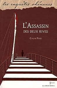 L'assassin des deux rives par Claude Peitz