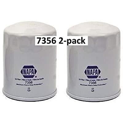 7356 2 Pack - Napa Gold Oil Filter - Honda & Acura: Automotive