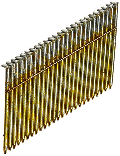 BOSTITCH S8DGAL-FH 28 Degree 2-3/8-Inch by .120-Inch Wire Weld Galvanized Framing Nails (2,000 per Box) by BOSTITCH (Image #1)