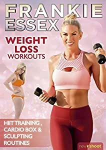 Frankie Essex - Weight Loss Workouts