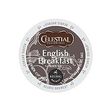 Celestial Seasonings English Breakfast Tea, 96 Count