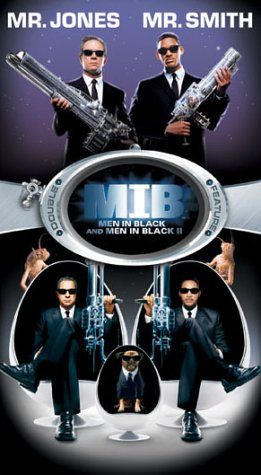 amazon com men in black men in black ii vhs tommy lee jones