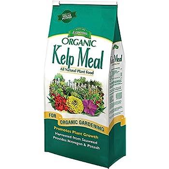 Espoma KM4 Organic Traditions Kelp Meal 1-0-2 - 4 lb Bag