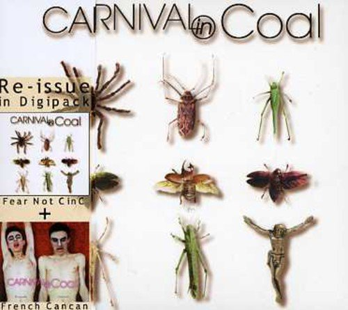Carnival in Coal: French/Cancan (Audio CD)