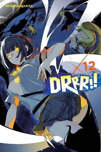 Durarara!! Vol. 12 (light novel)